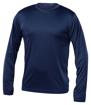 Image sur M635 T-shirt pour homme manche longue, dry fit