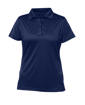 Picture of L349 Women's short sleeve polo, dry fit
