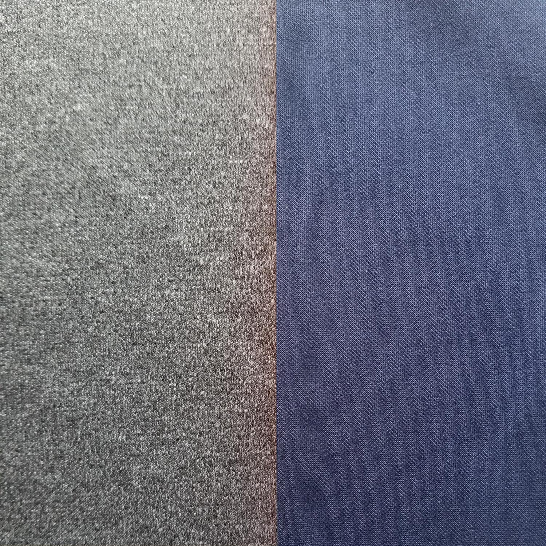 Navy / Mix Grey