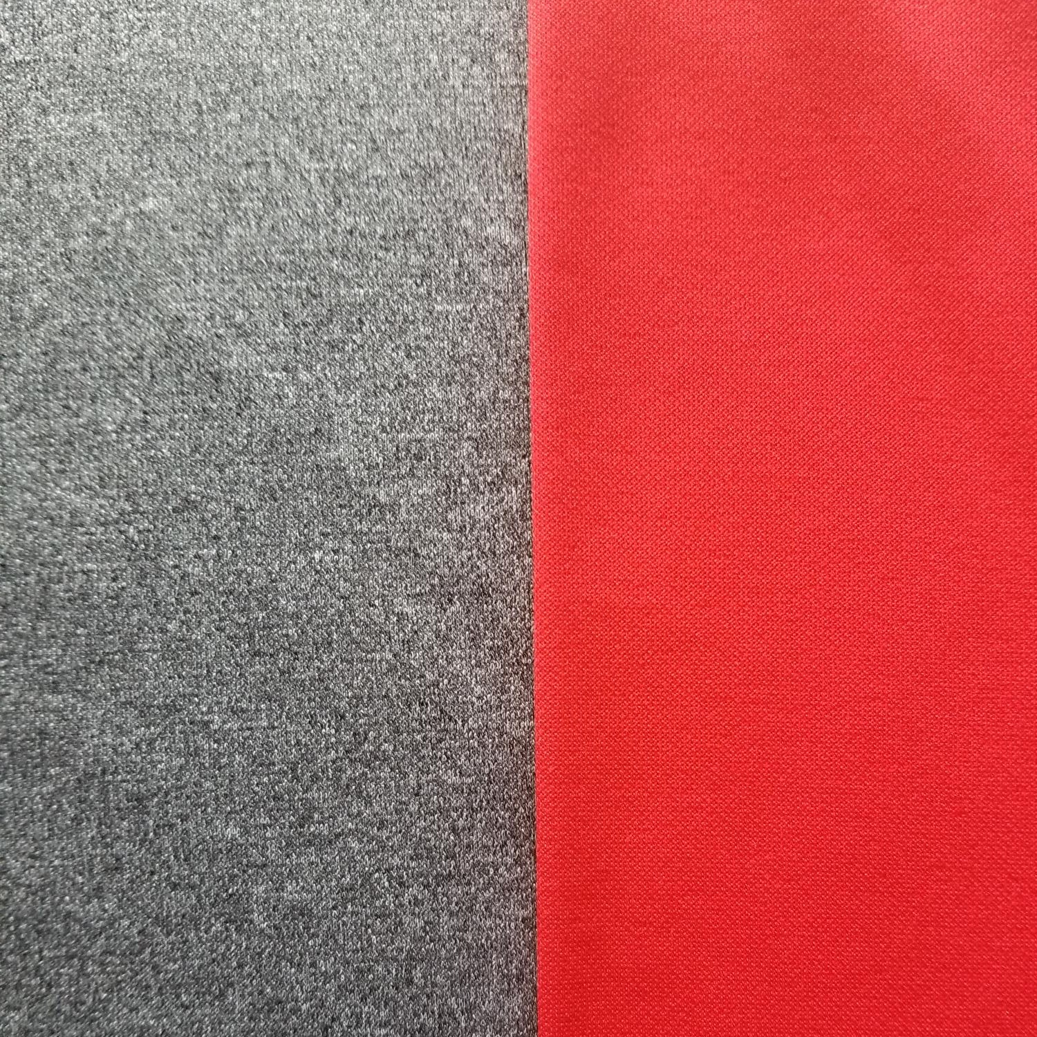 Red / Mix Grey